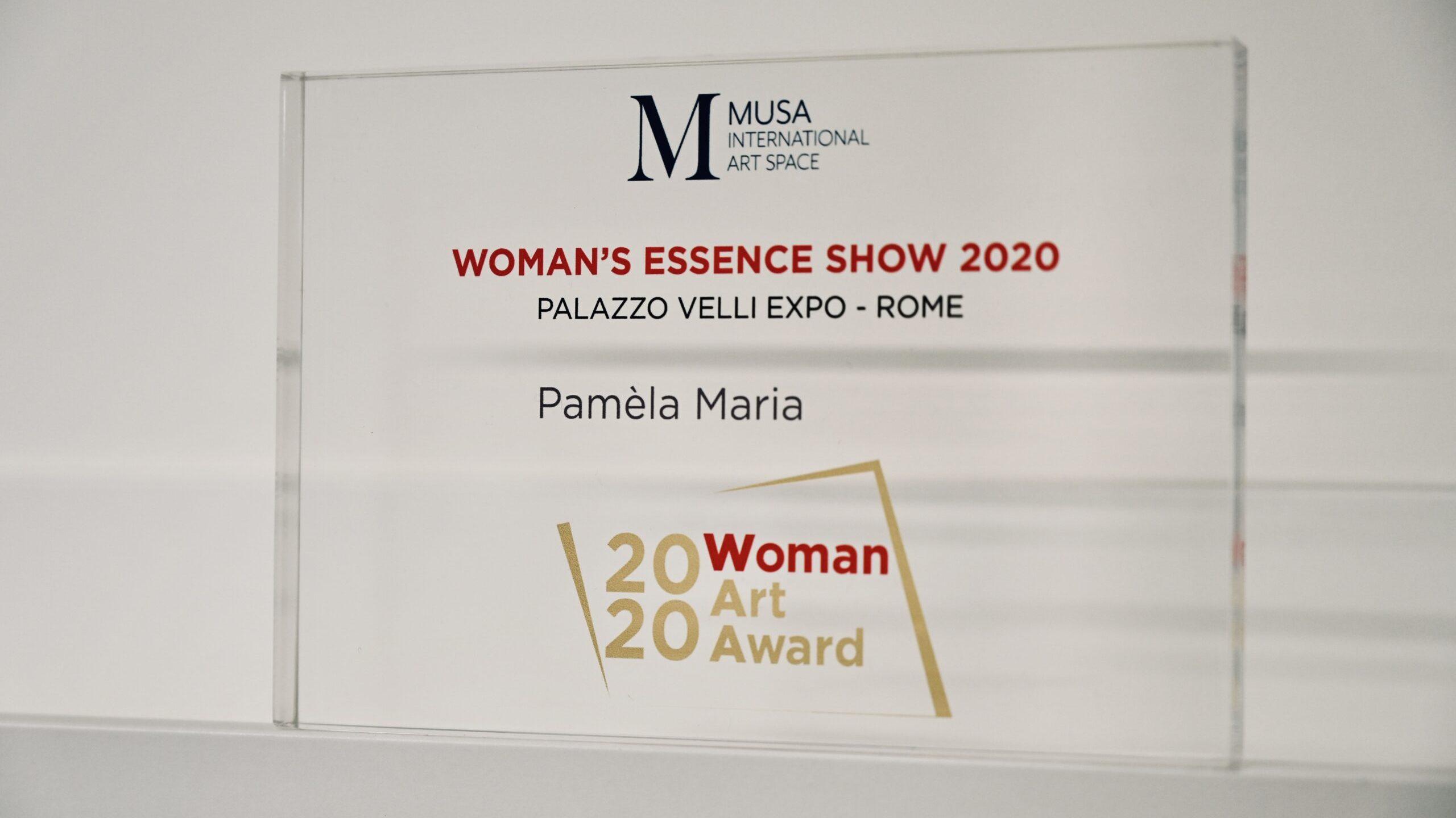 Pamela-Maria-Award